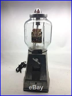 Vintage Asco Get Em Hot 5 Cent Electric Peanut Machine To Restore
