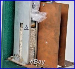 Vintage Ask Swami Fortune Dispenser Trade Stimulator W Cards & Key Rare