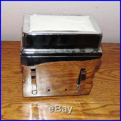 Vintage Ask Yogi/ Madam X 1¢ Coin Operated Fortune Teller Napkin Dispenser