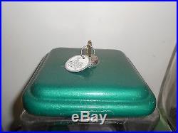 Vintage BLOYD Lucky Boy GUMBALL CANDY PEANUT Vendor Machine SUPER RARE GLOBE