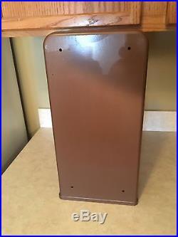 Vintage Bayer Aspirin Coin Op Vending Machine Dispenser
