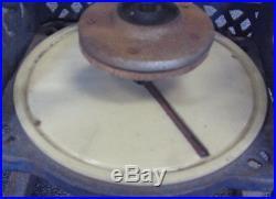 Vintage Block Ice Shaved Shaver Shaving Machine Hawaiian Ice Made In Japan