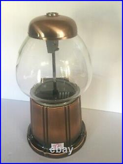 Vintage Carousel Limited Edition Copper King Gumball Machine