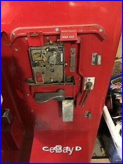 Vintage Cavalier C51 Coke Machine Original Condition