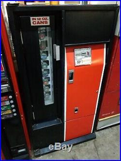 Vintage Coca-Cola Vending Machine by Cavalier Compressor Works But Not Cooling