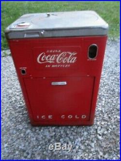 Vintage Coca-cola Coke Machine Model A23b