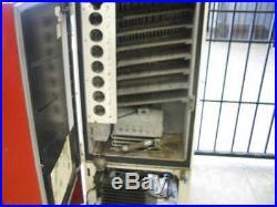 Vintage Coca-cola Coke Vending Machine Vendo Company Model No. Ha56c 1960's L@@k