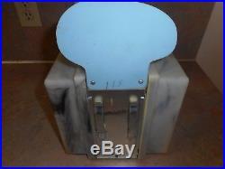 Vintage Coin Op Perfume/napkin 25 Cent Dispenser Vending Machine