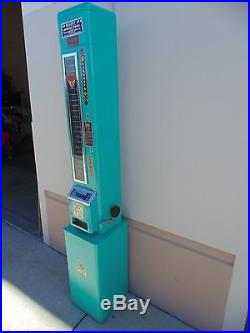 Vintage Coin Operated Select-It Candy Vending Machine