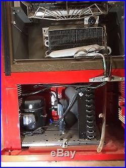 Vintage Coke Machine Restored Westinghouse WC-42-T