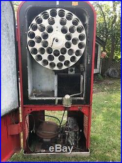 Vintage Coke Machine/original