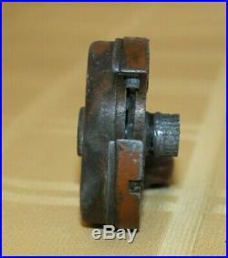 Vintage Columbus Gumball Peanut Machine Slug Rejector Very Old