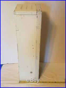 Vintage Cookyette Confections Vending Machine Candy CoinOp 5 cents 1940s Venco