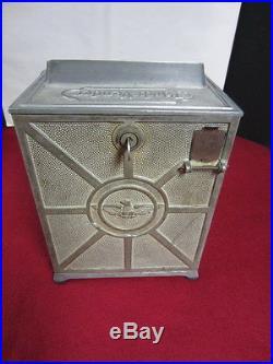 Vintage Dandy Vender 1931 Trade Stimulator 1 Cent Gumball Vender Game Machine