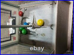Vintage Dean Penny Candy dispenser 1 cent Candy&Gumballs Machine
