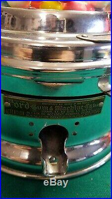 Vintage Ford Gumball Machine One Cent