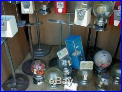 Vintage Ford Gumball Machines Gum Ball Machine Collection 10 cent
