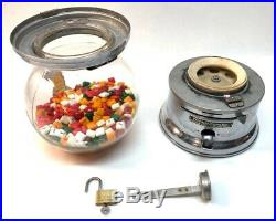 Vintage Ford Penny Gumball Machine With Original Ford gum (HE1016352)