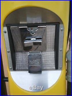 Vintage Gas Pump gumball machine Northwestern 7 foot tall Sinclair works RARE