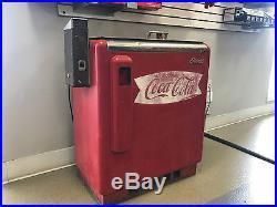 Vintage Glasco Coca Cola Machine Model A30000 GBV-50