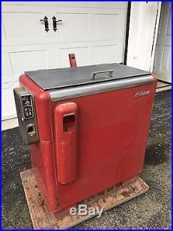 Vintage Glasco Coca Cola Machine Model A30000 Great Restoration Project