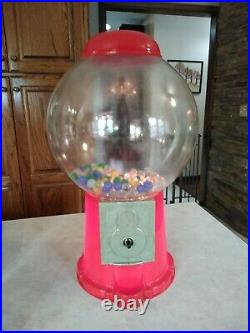 Vintage Gumball Machine Fish Tank Works