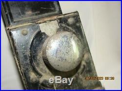 Vintage Harmon Amco Condom dispenser vending machine