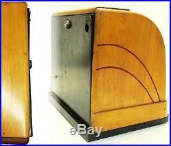 Vintage High Stakes Horse Racing Trade Stimulator Gumball Slot Machine Game