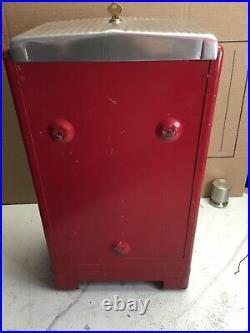 Vintage Holli Ware Sugar Bowl Candy Machine 1 Cent