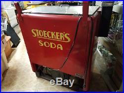 Vintage Ideal 55 Slider Soda Pop