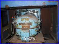 Vintage Ideal Pepsi Cola machine Complete doubl dot machine, cap remover 10 cent