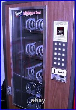 Vintage Lance Snack Vending Machine