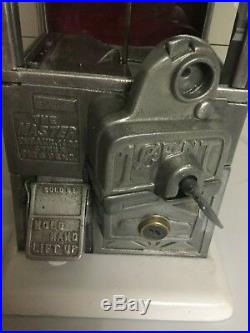 Vintage Master 1 Cent Peanut Machine