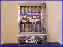 Vintage Mills Gum Vending Machine