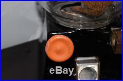 Vintage NORTHWESTERN Model #31 Penny 1 Cent Gumball Vending Machine Barrel Lock