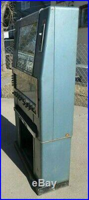 Vintage National Candy Machine w Gum / Lifesaver Dispenser Vending Coin-op