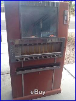 Vintage National Vending Candy machine