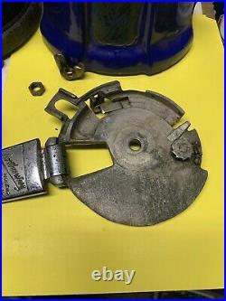Vintage Northwestern BELL RINGER Model 39 Peanut Machine