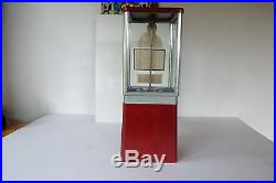 Vintage Oak candy machine