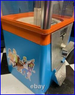 Vintage Older Scooby Doo Gumball Machine Super Cool Vending