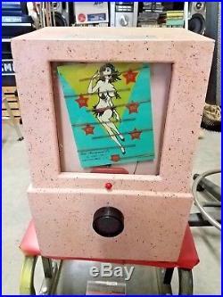 Vintage, Penny drop, skill machine, sexual content pre 1960's, Ex. Cond, Star Mfg