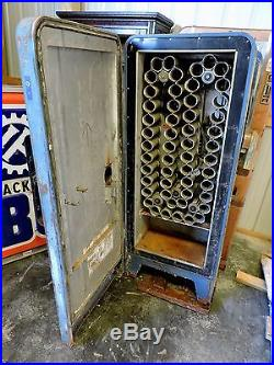 Vintage Pepsi Cola Soda Pop 1950s Cavalier 51, 10 Cent Soda Pop Machine