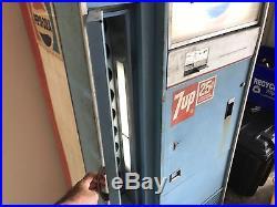 Vintage Pepsi Soda Vending Machine Vendorlator VF110PB-A Reduced Priced to Sell