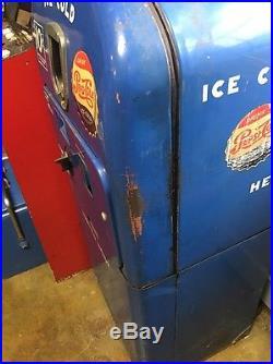 Vintage Pepsi VMC 27b Machine Coin Operated Coca Cola 7up Rare