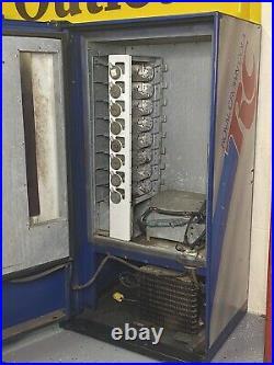 Vintage RC Cola Vending Machine Royal Crown