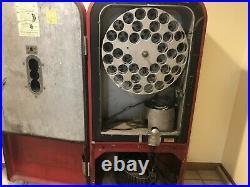 Vintage Rare 1957 6 Cent Coca-Cola Vending Machine