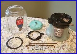 Vintage Rare COLUMBUS Model M 1-Cent Peanut or Bulk Machine AS FOUND Condition