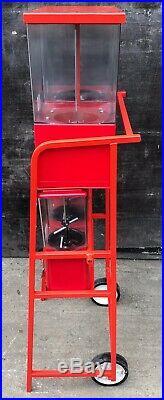 Vintage Retro Gumball Vending Machine Rare