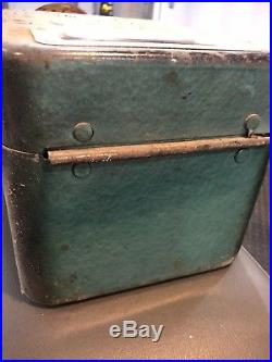 Vintage Rowe Vending Gum machine