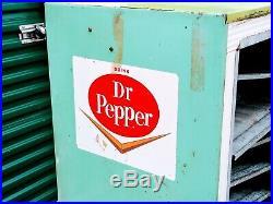 Vintage Selectivend 9a Dr Pepper Machine Super Rare